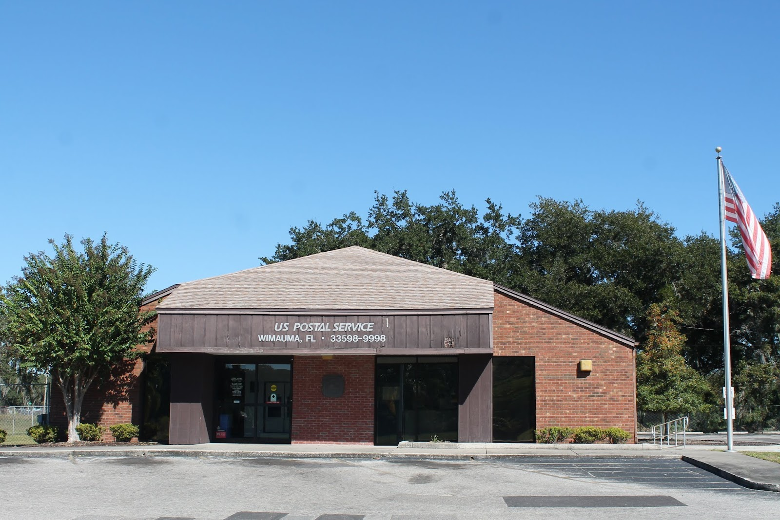 Wimauma Post Office