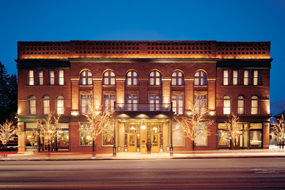 Bachelorette Parties - Idea #24: Hotel Jerome in Aspen