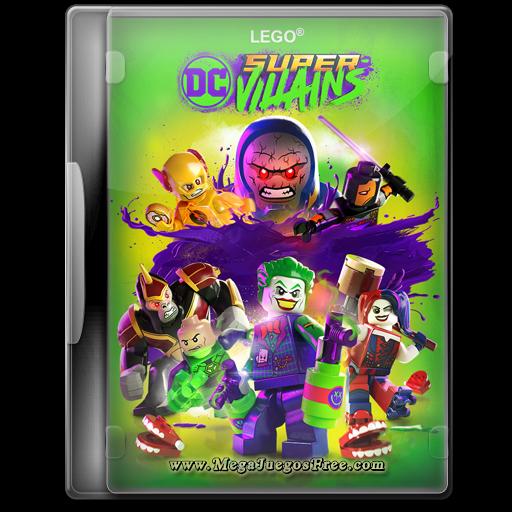 LEGO DC Super Villains Full Español