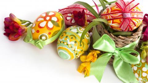 download besplatne pozadine i slike za Sony PSP čestitke blagdani Uskrs Happy Easter