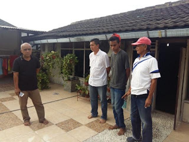Takut Dibangun Gereja, Ketua RW Sidak ke Rumah Pastoran di Tangerang