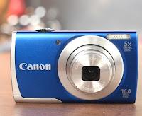 harga Jual Camdig Bekas  Canon Powershoot A2600