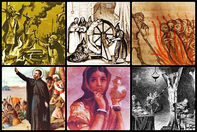 Christian missionaries Harm India & Sanatan Dharma