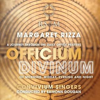 Margaret Rizza - Officium Divinum - Convivium Records