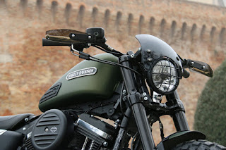 xl 1200 cx roadster tracker by hd jesi front end