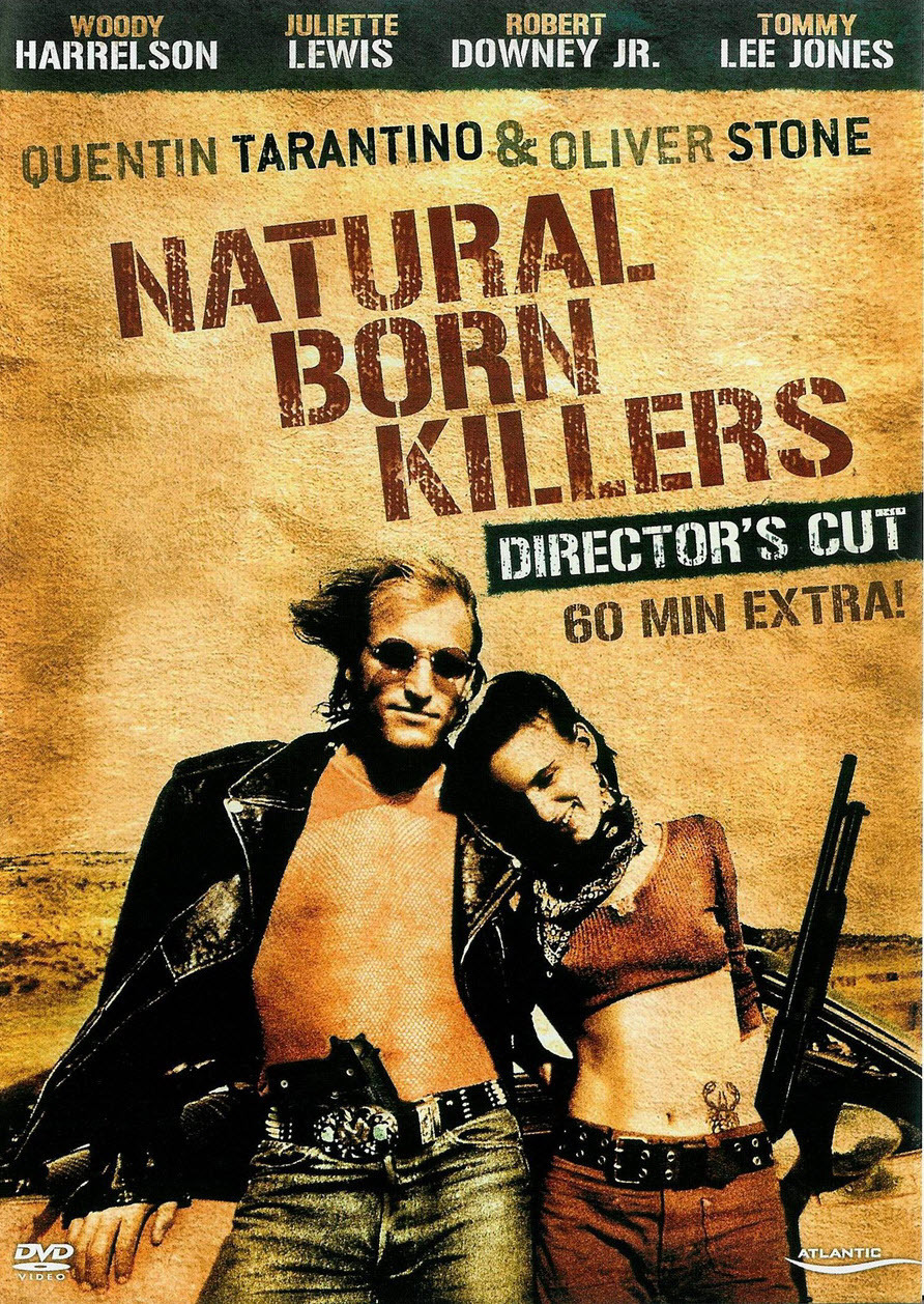 an analysis of natural born killers a movie by oliver stone and quentin tarantino This category is for questions and answers related to natural born killers quentin tarantino from the movie because oliver stone felt it.