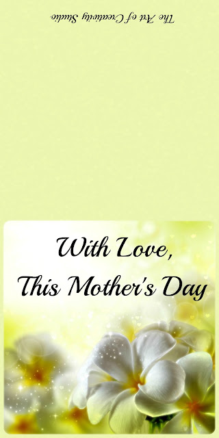 Mother's Day Card, Free personal use  printable