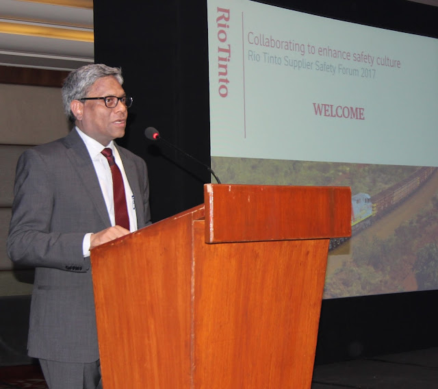 Rio Tinto promotes workplace safety with Indian businesses
