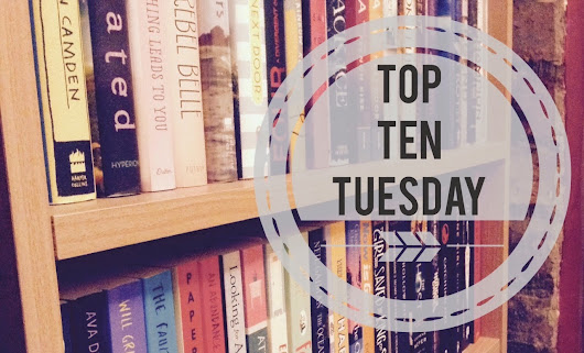 TOP TEN TUESDAY - Top Ten Books I wouldn't Mind Santa Bringing This Year