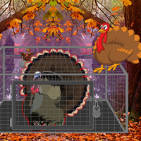 Games2rule Queen Turkey Mysterious Escape Walkthrough