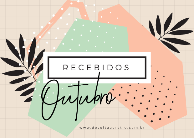 Recebidos do blog De volta ao retrô