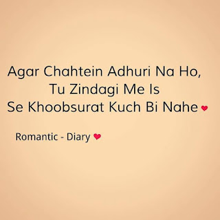 romantic diary beautiful quotes and status 25