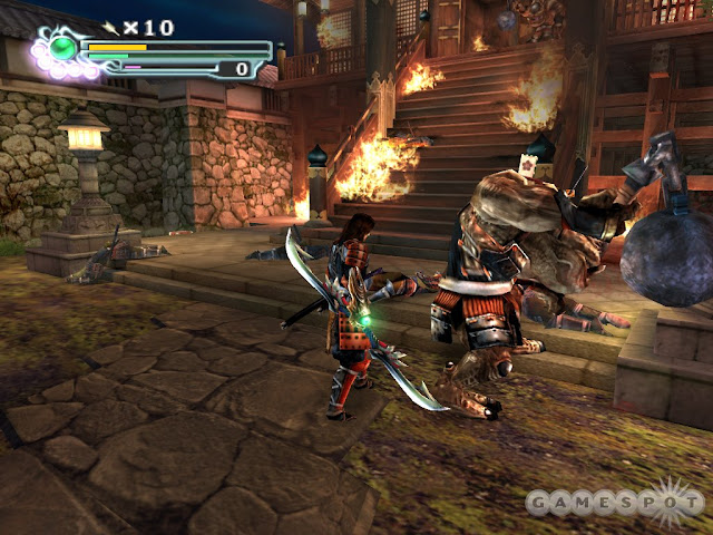 Onimusha 3 Demon Siege PC Full Version Download Gameplay 1