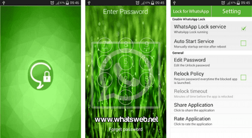 Protege tu privacidad con Lock for Whatsapp