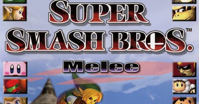 super smash bros melee gamecube rom download