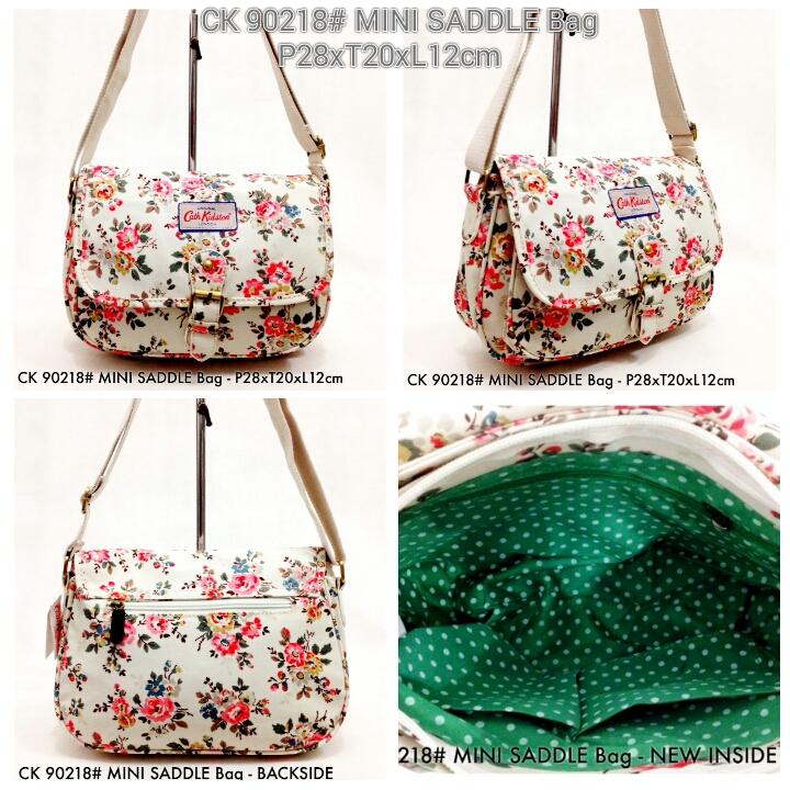 4c5987dd54 Kipling Shop Indonesia  Cath Kidston 90218  MINI SADDLE Bag - Rp ...