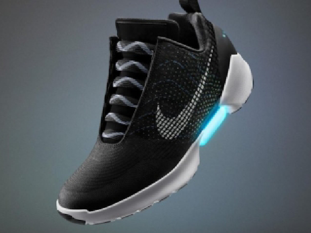 Nike presenta le nuove scarpe Hi Tech HyperAdapt 1.0