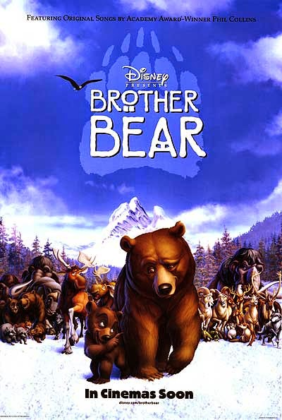 Watch Brother Bear (2003) Online For Free Full Movie English Stream
