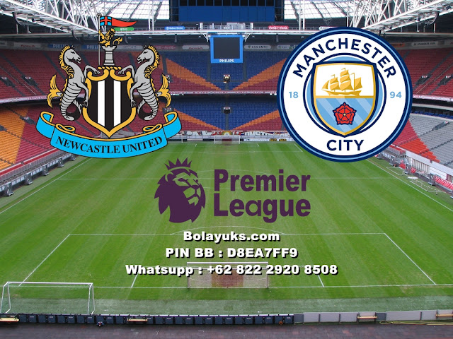 Prediksi Bola Liga Inggris Newcastle Vs Manchester City 28 Desember 2017