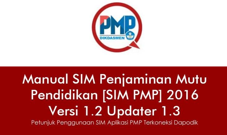 Download Buku Manual Aplikasi Penjaminan Mutu Pendidikan Pmp Komunitas Smk Kabupaten Grobogan