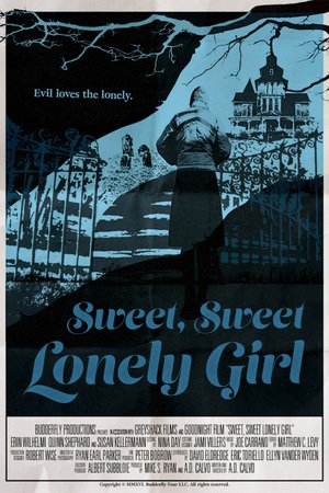 Poster Sweet, Sweet Lonely Girl 2016
