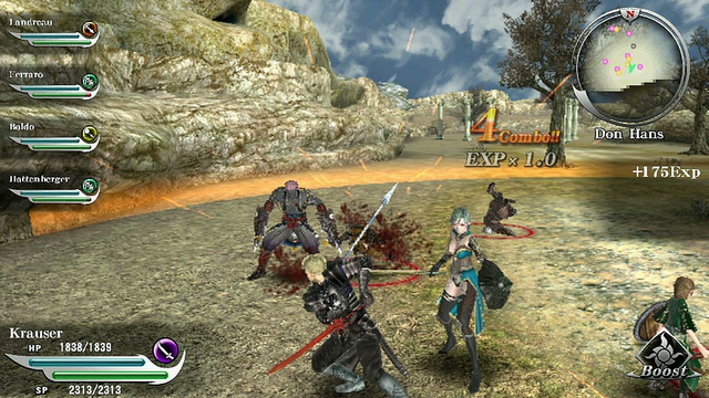 Valhalla Knights screenshot 2
