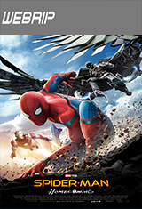 Spider-Man: De regreso a casa (2017) WEBRip Latino AC3 2.0