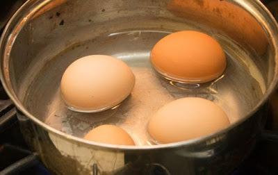 Cara Merebus Telur yang Baik Menurut Sains