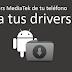 Drivers de teléfonos MediaTek