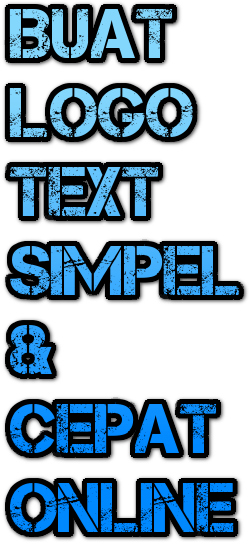 Buat Logo Text Simpel & Cepat Secara Online | Corel Draw Files