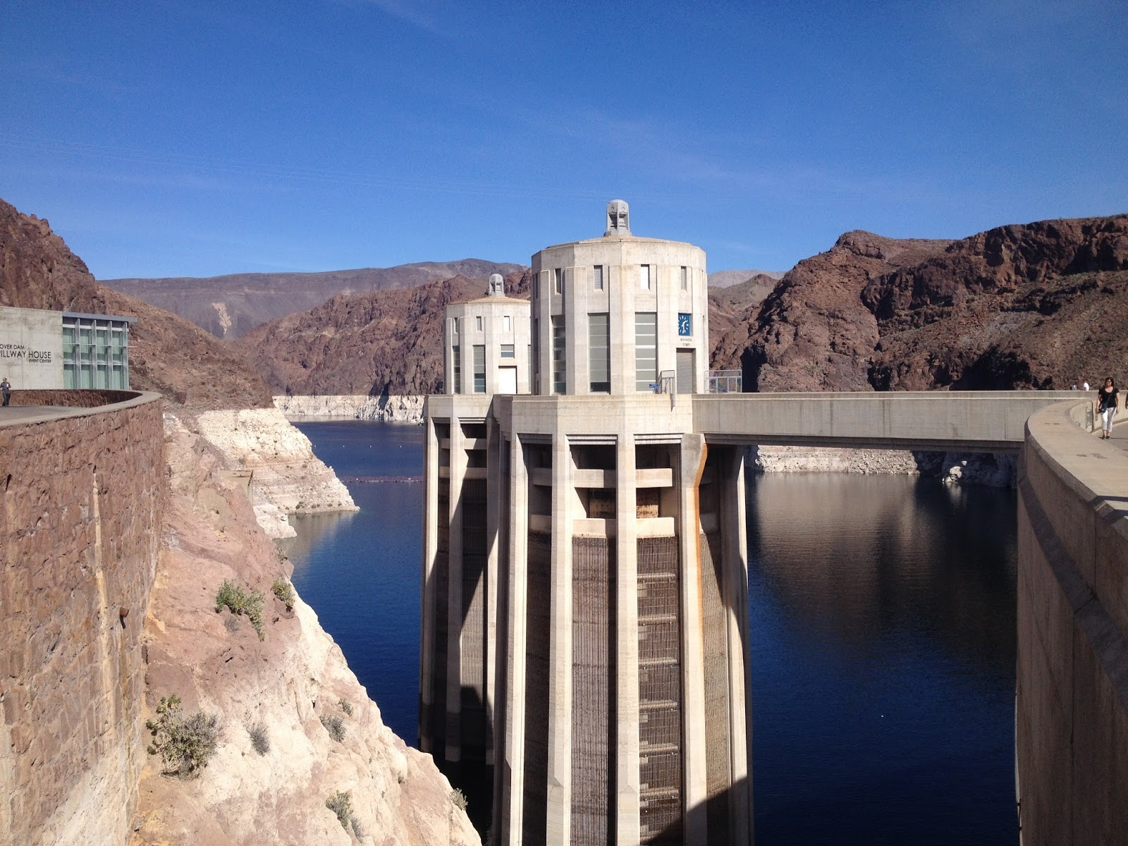 Sub Continent Flavours: Hoover Dam