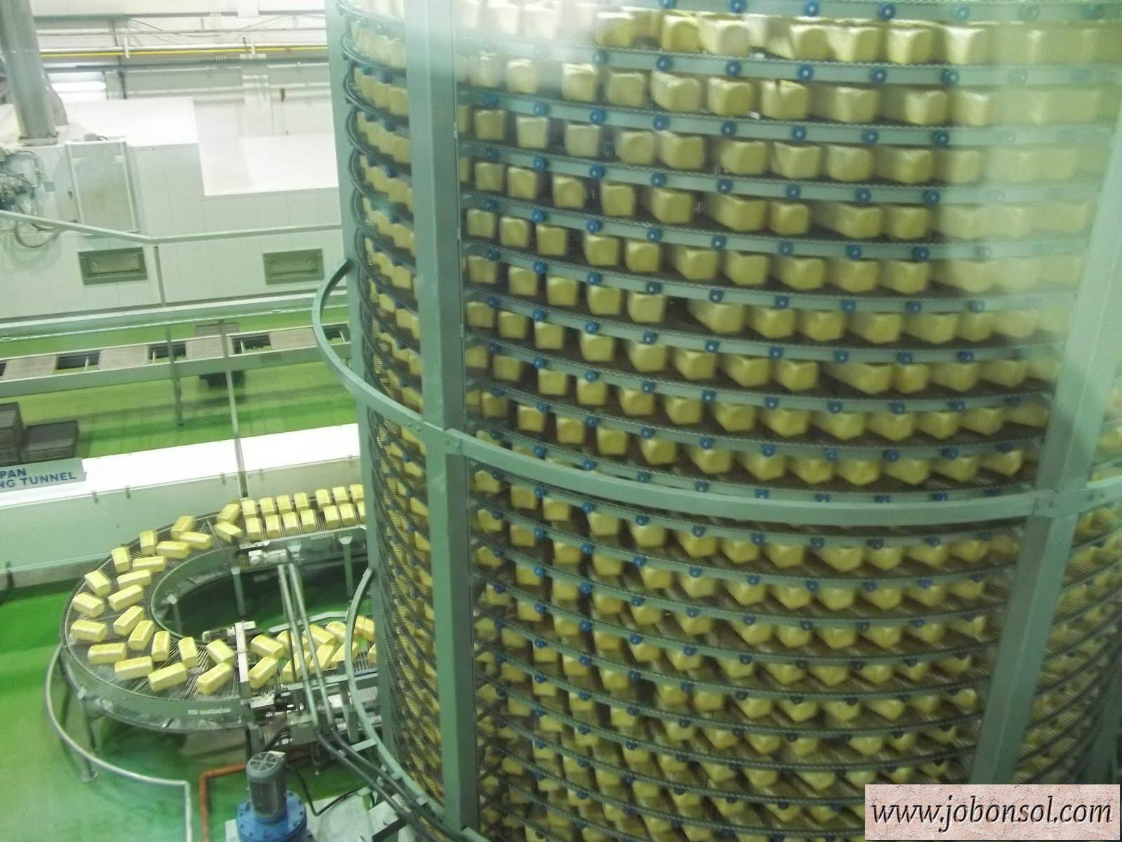 Gardenia Factory Tour Malaysia
