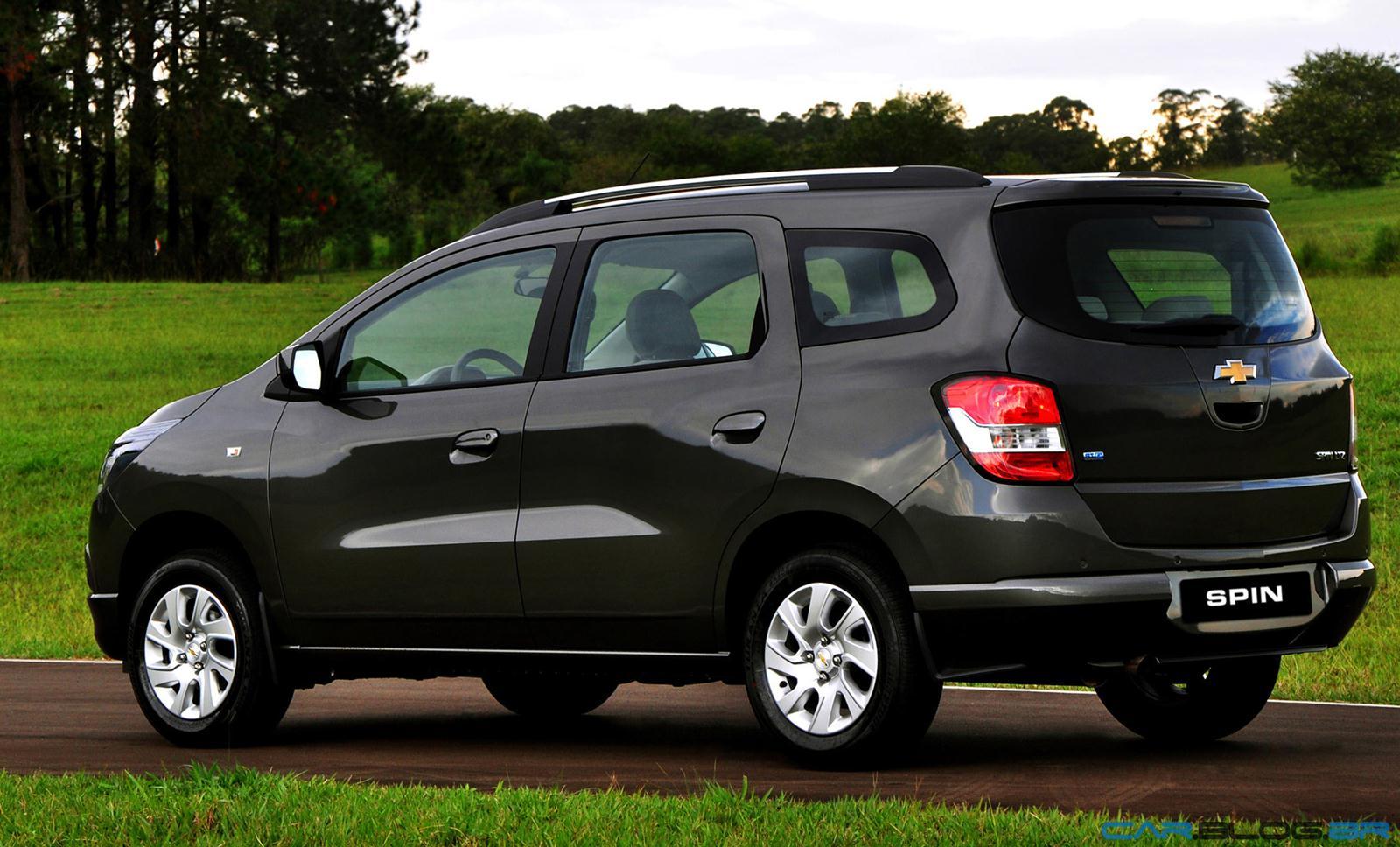Nova Chevrolet Spin 2013 V 237 Deo Oficial E Informa 231 245 Es