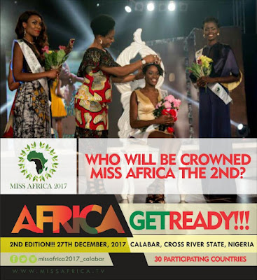 Picture%2B2 - Watch out for the 2nd Edition of the Miss Africa 2017 beauty pageant holding 27th December, Eve of Carnival Calabar 2017 with the theme #Migration