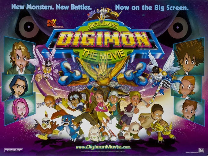 Desmontando Digimon: La pelicula