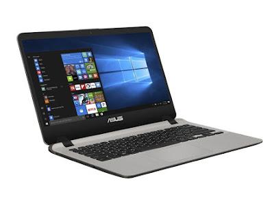 Asus VivoBook A407. Sumber : www.asus,com.
