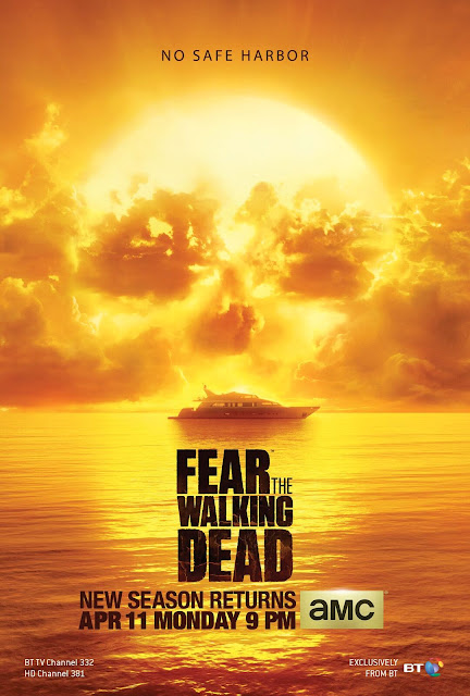 Fear The Walking Dead Poster One Sheet
