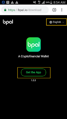 Cara Download Aplikasi Bpal Wallet