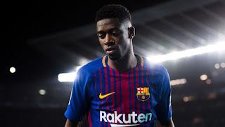 Messi muốn Barca bán gấp Dembele