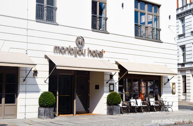 Monbijou Hotel Berlin Mitte