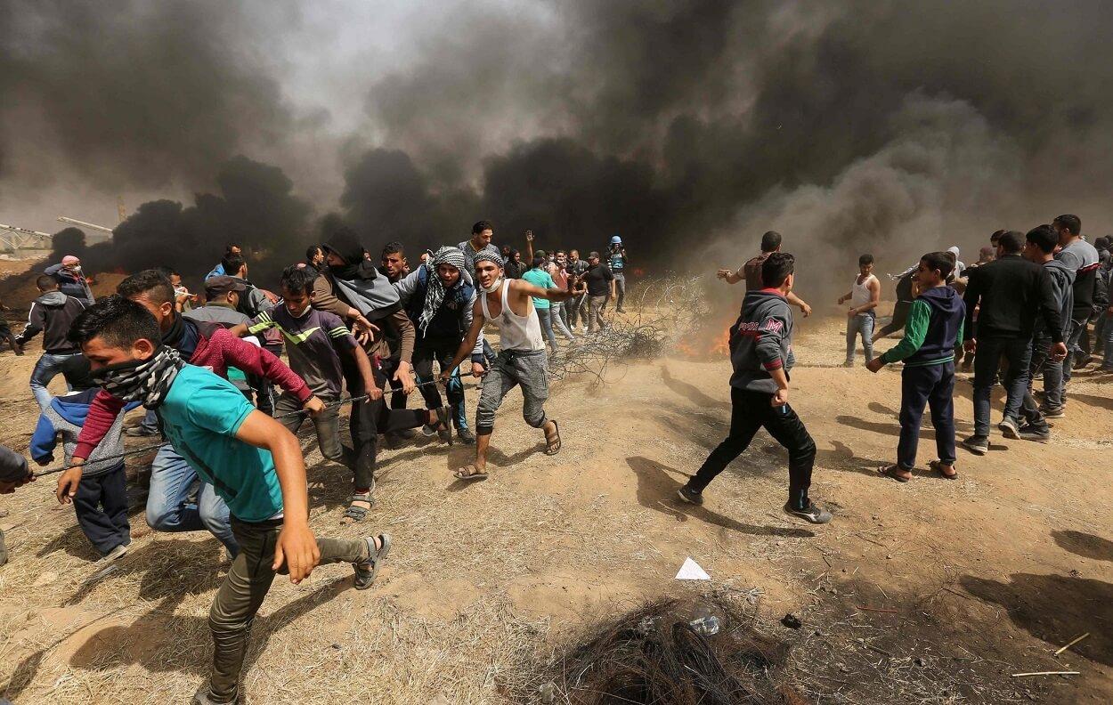 Jenayah Perang Israel