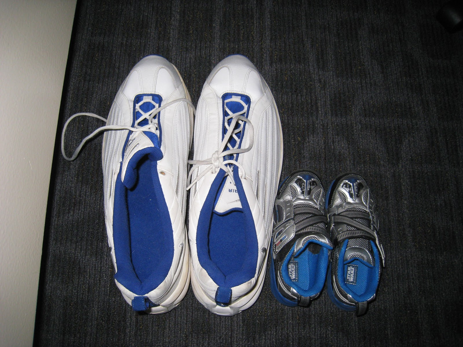 Size Of Shaq S Shoes