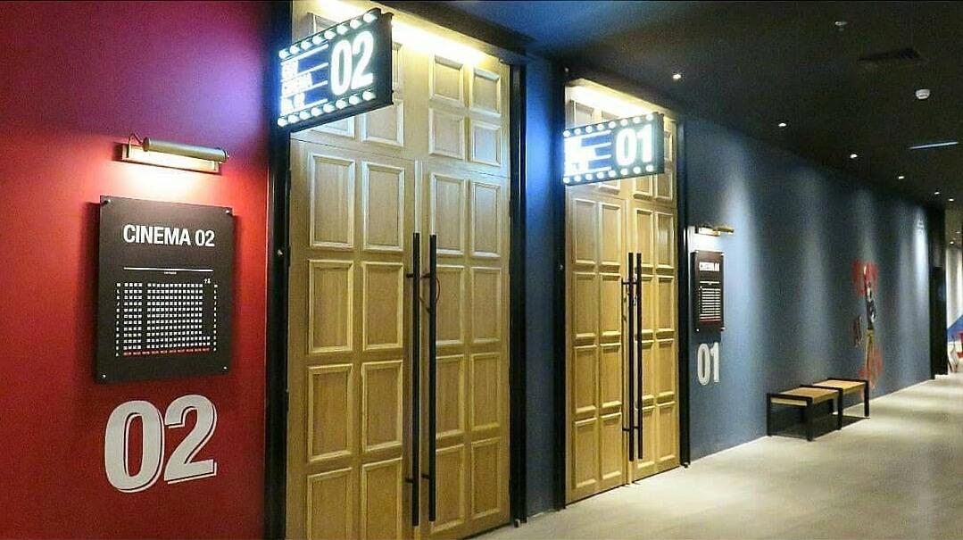 harga tiket bioskop transmart lampung