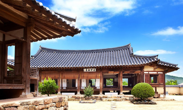 傳統韓屋民宿 - 北村家