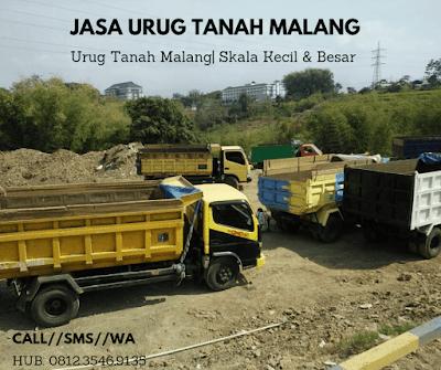 Harga Tanah Urug di Malang