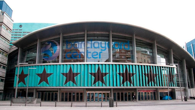 El Madrid y el Estudiantes se despiden del Barclaycard Center