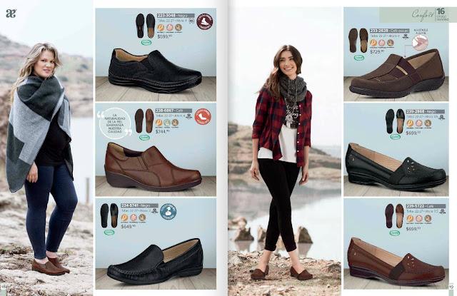 zapatos confort de moda andrea