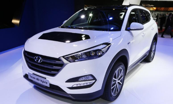 2018 Hyundai Tucson Changes