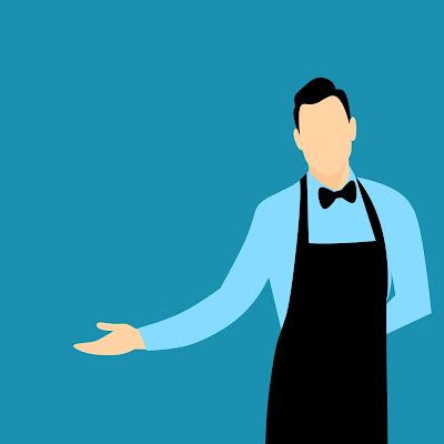 butler,waiter,apron,catering,dinner,gesture,employee,man,job,inviting,job,serve, Service,staff,tie,uniform, welcome,restaurant,worker