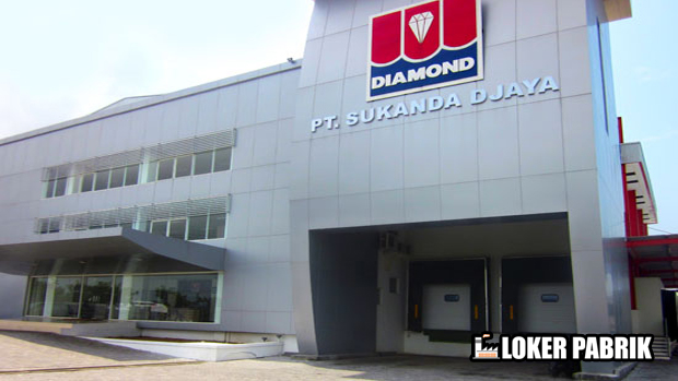 PT Diamond Cold Storage Pabrik